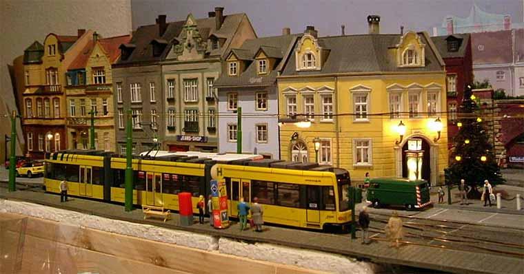 Tramspotter layout