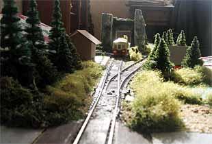 railcar approaching