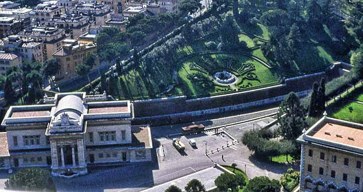 Vatican City Railway