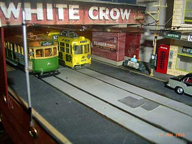 Victoria Street Line