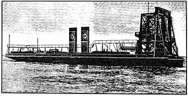 Volga icebreaker ferry