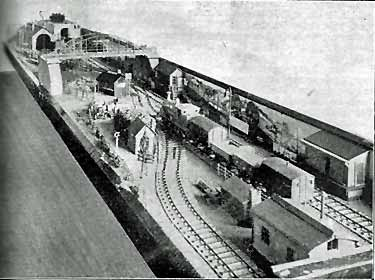 A.R. Walkley's layout photo