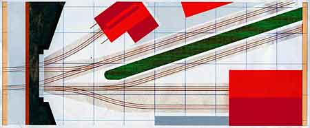 Two-foot Welsh slate line