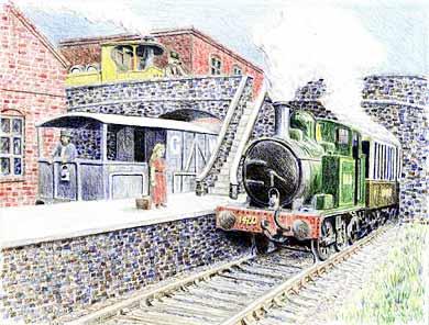 Westchester British line