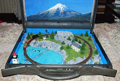 N briefcase